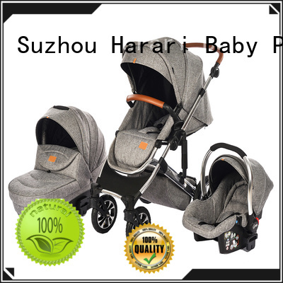 Harari High-quality baby girl pram Supply for infant