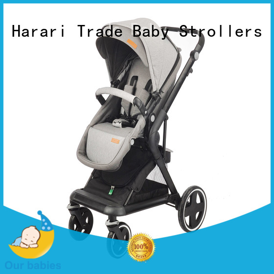 High-quality child prams and strollers popular manufacturers for child