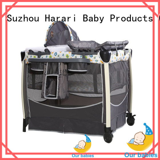 Harari Top big playpen factory for new moms and dads