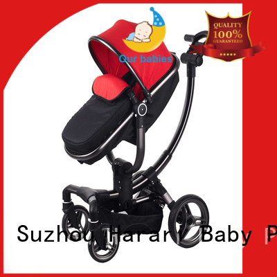Harari smart pushchairs manufacturer for infant