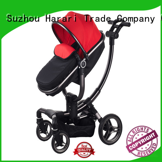 360 Degree Rotating European Style Baby Stroller 3in1 HBSS905