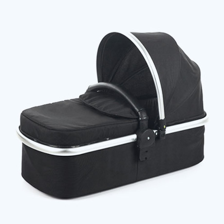 Black carrycot