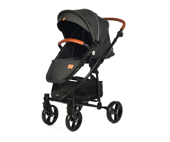 Luxurious Baby Pram Stroller 3in1 HBSA18