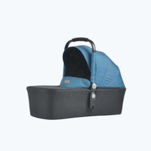 Attached with carrycot
