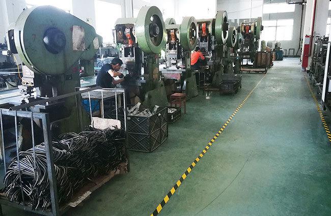 Metalworking-shop