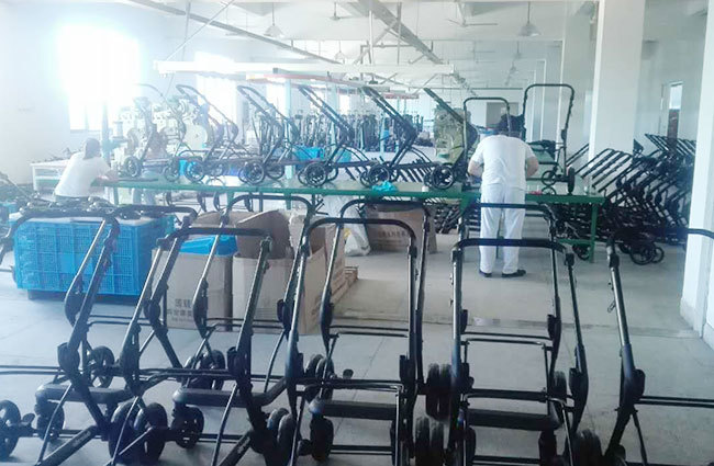Multi Baby Stroller Production Line