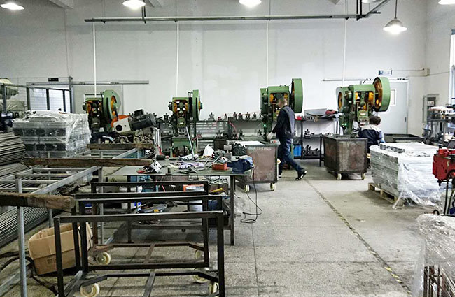 Tooling Fabrication Workshop