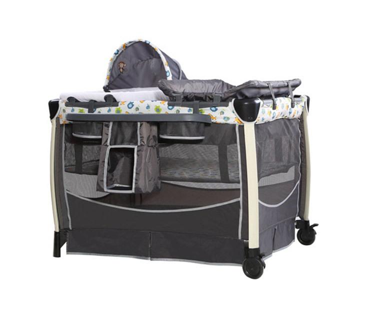 Multi-function baby playpen HP-051-02