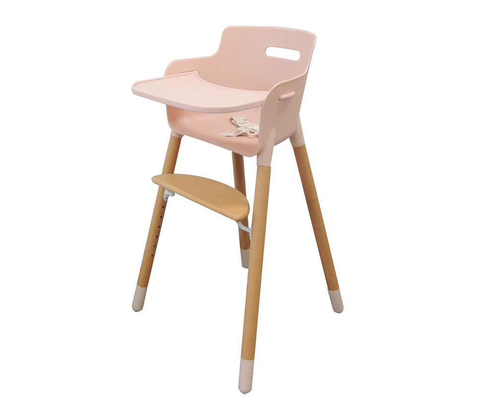 Adjustable Simple design baby high chair HRC-01