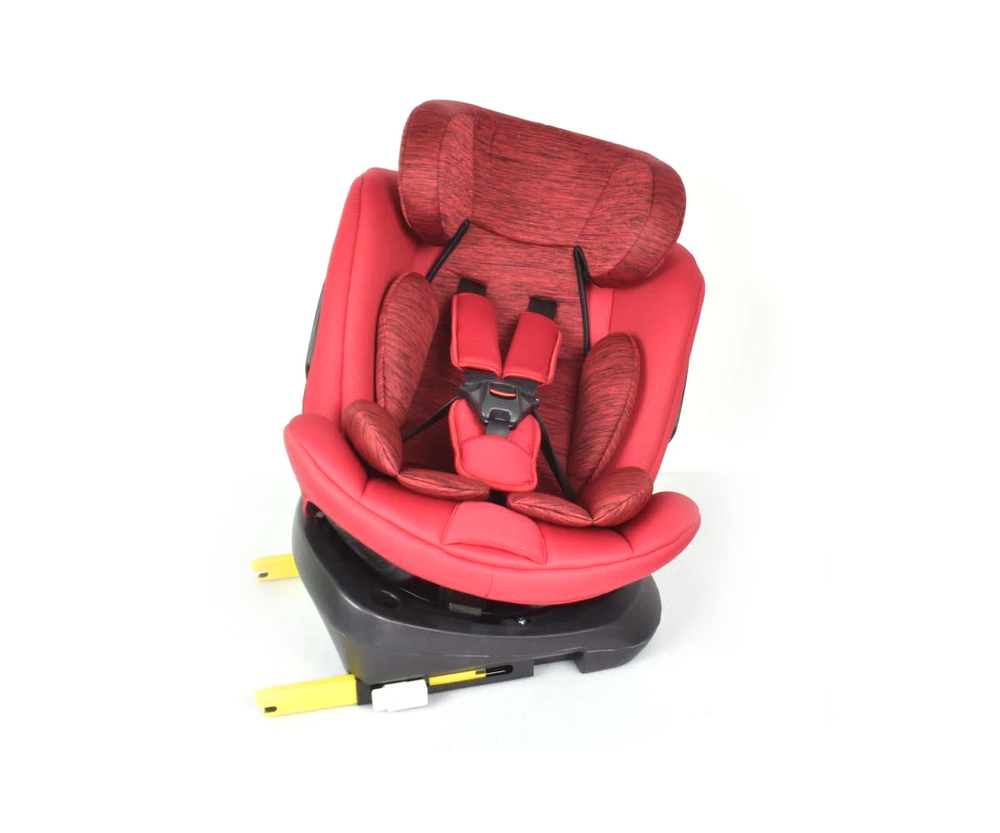 360 Rotation, with isofix and top tether baby car seat  HRC636