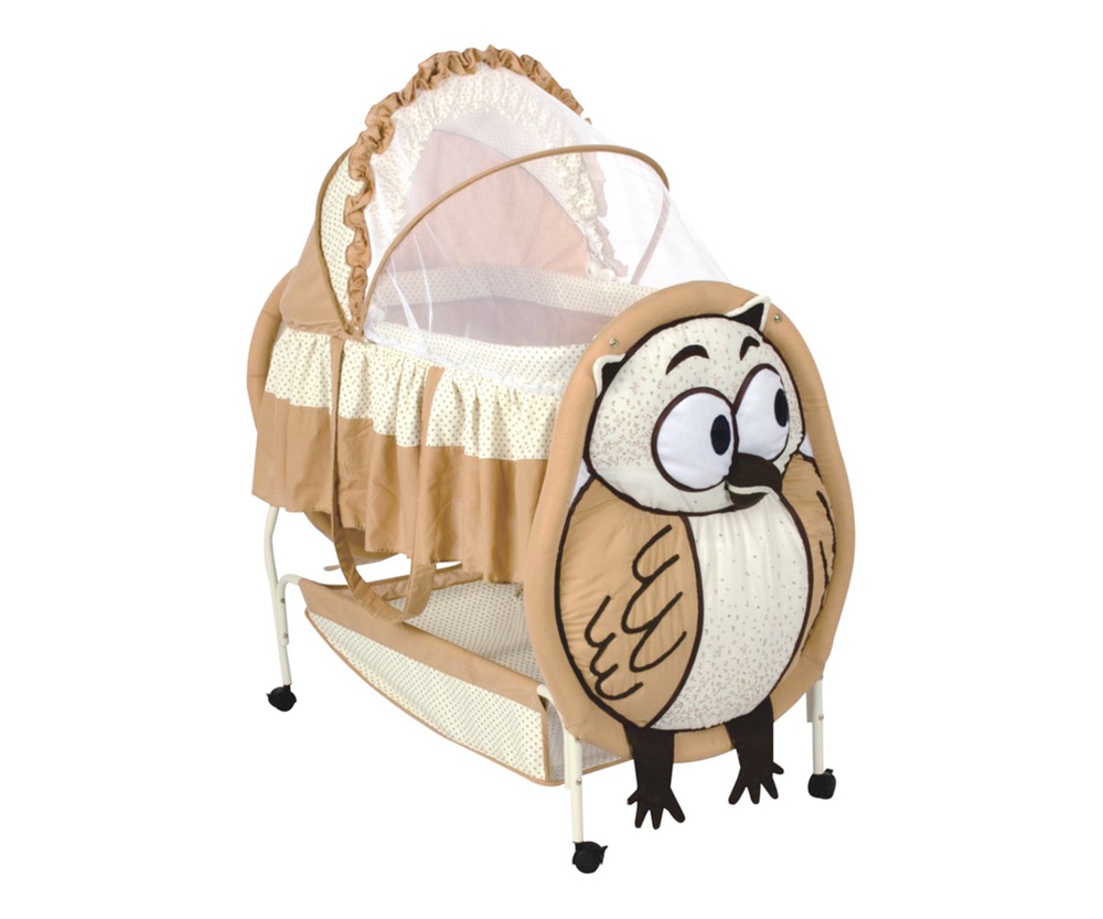 Lovely Carton Cardle HRCC783  Swing Baby Cradle