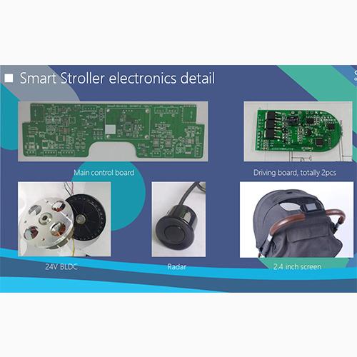 Electronics detail