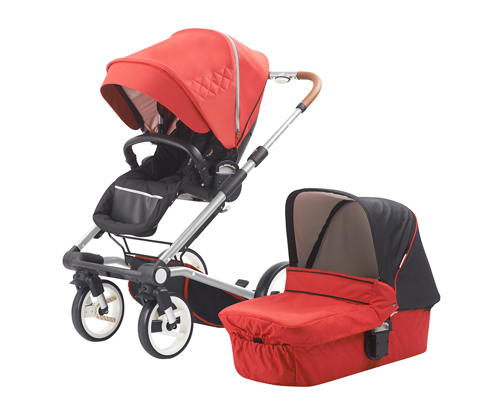 High Quality Light weight  Baby stroller 2in1 HBH036 Baby Buggy