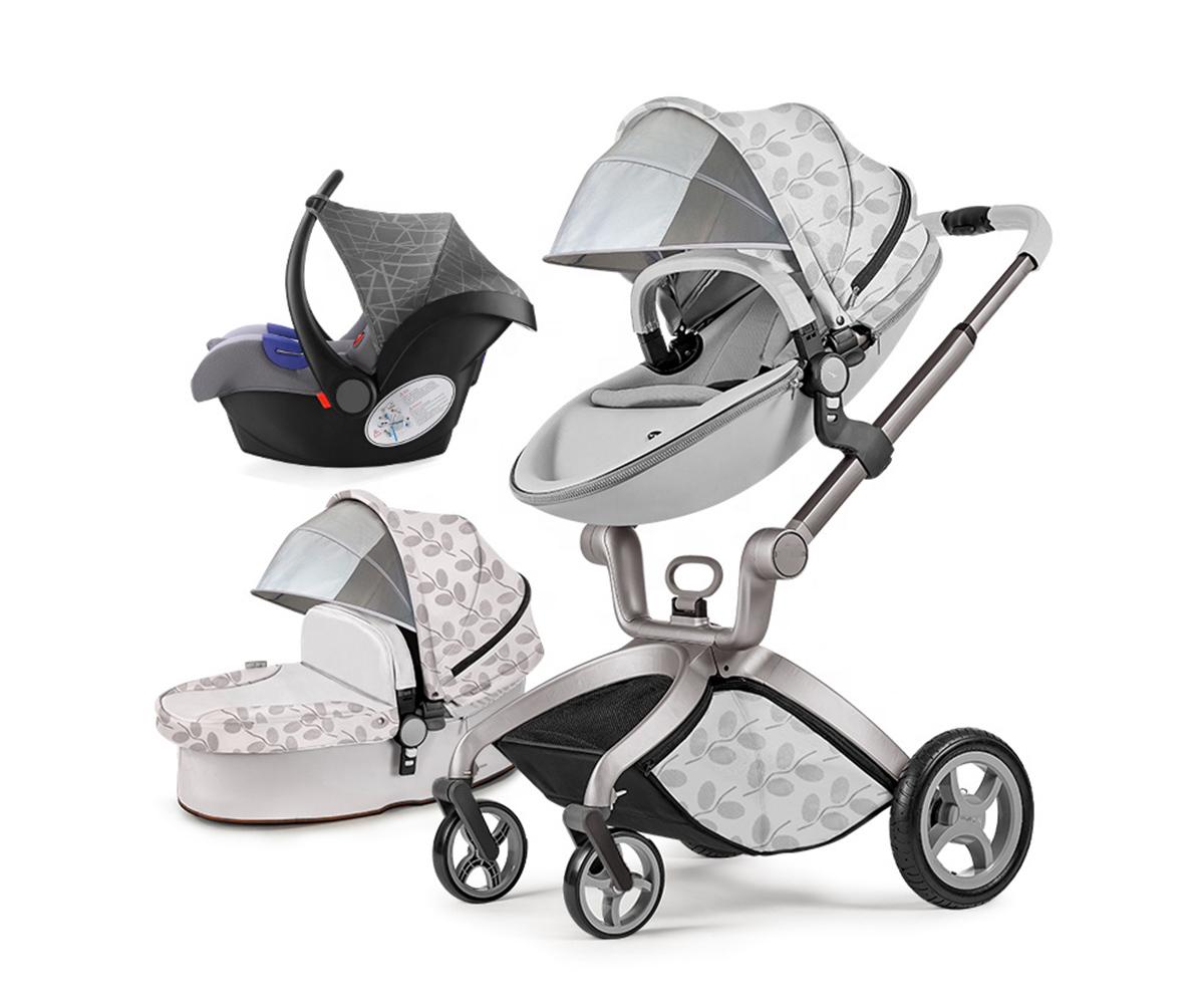 Harari Baby pink baby stroller factory-2