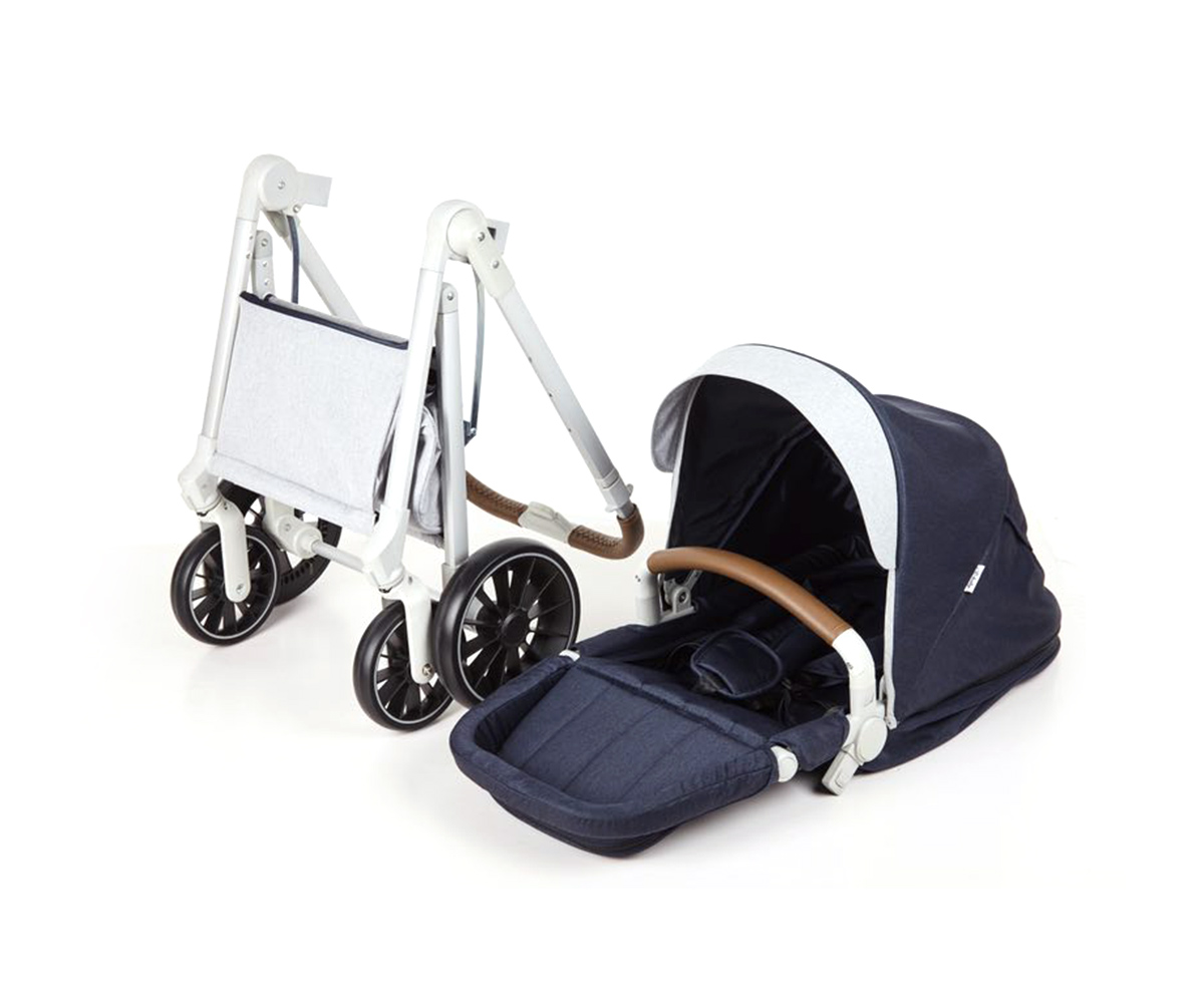 High-quality one stroller for infant and a toddler company-2
