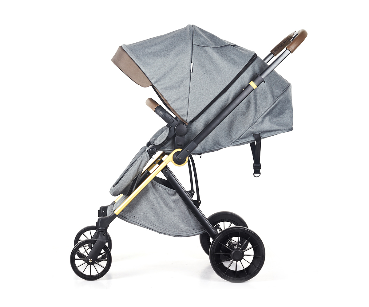 High-quality one stroller for infant and a toddler company-1