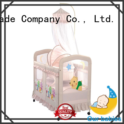 Harari baby bassinet wholesale for playing