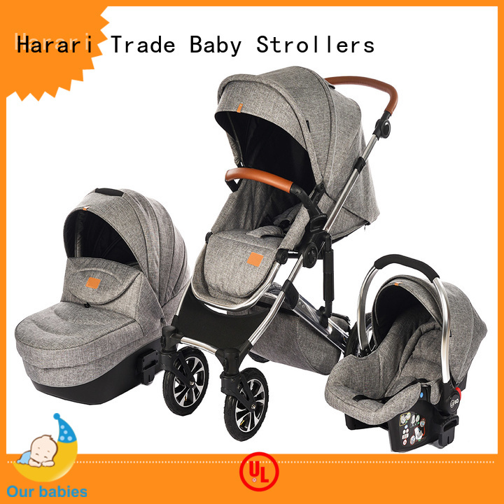 Harari luxury baby stroller for baby and toddler company for family