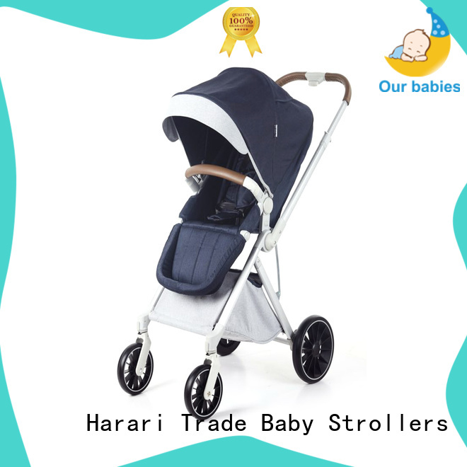 Harari High-quality triple stroller for business for child