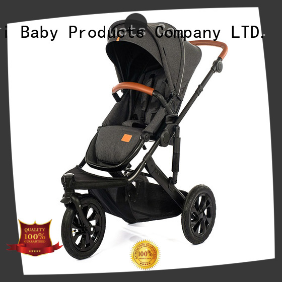 luxurious baby buggy customized for infant