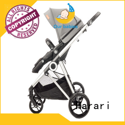 Harari baby trolley personalized for infant