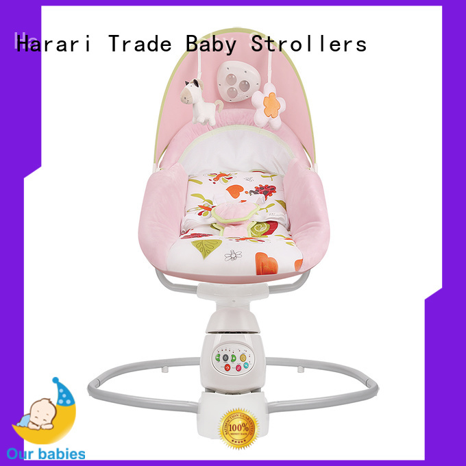 Harari Baby multifunction baby electric bouncer chair Suppliers