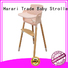 Harari comfortable portable high chair supplier for feeding