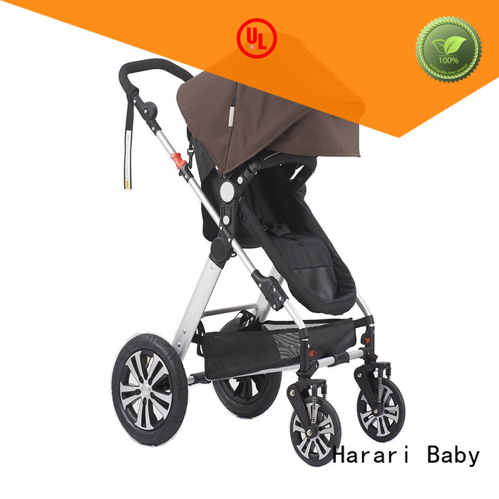 Harari Baby luxurious buy baby buggy factory for infant