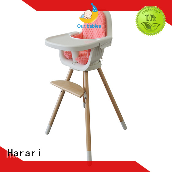 Harari Wholesale baby high chair that attaches to chair Supply for feeding