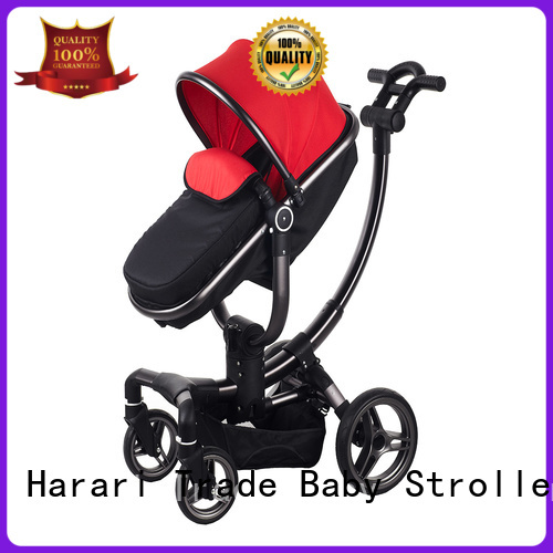 Harari New baby girl carseat and stroller manufacturers for infant