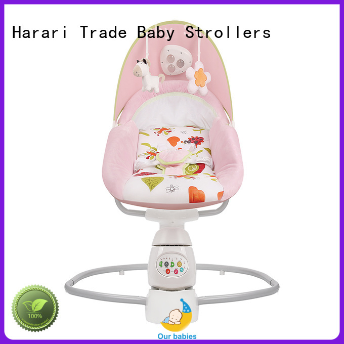 Harari Baby Best high baby bouncer Supply for entertainment