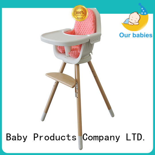 High-quality infant to toddler high chair multifunctional Supply for older baby