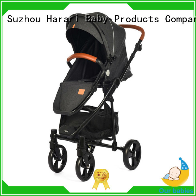 Harari quality baby pram set factory for family