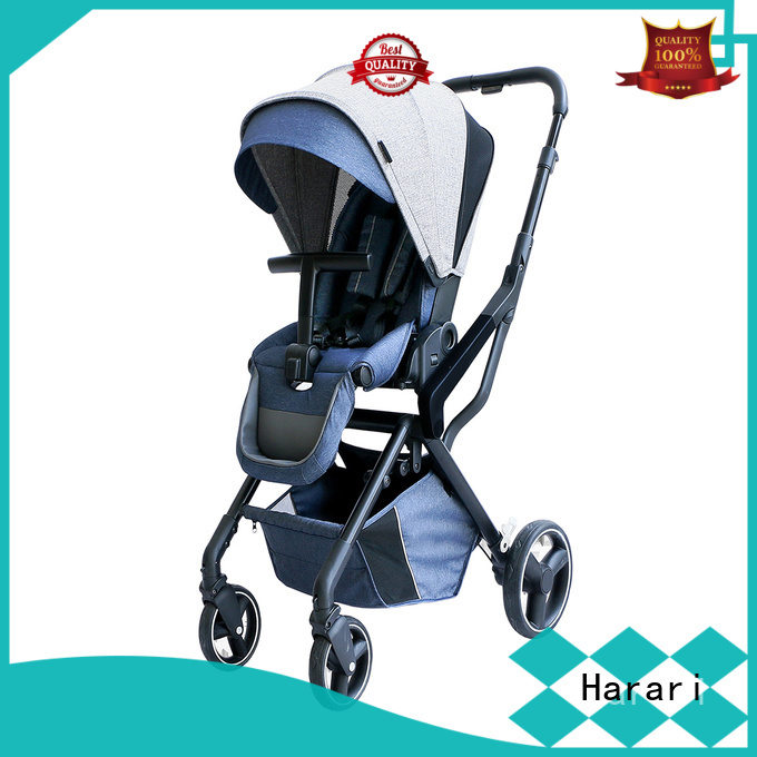 EN1888 Popular Baby  Kids Stroller 3in1 HBSR91 Baby Prams
