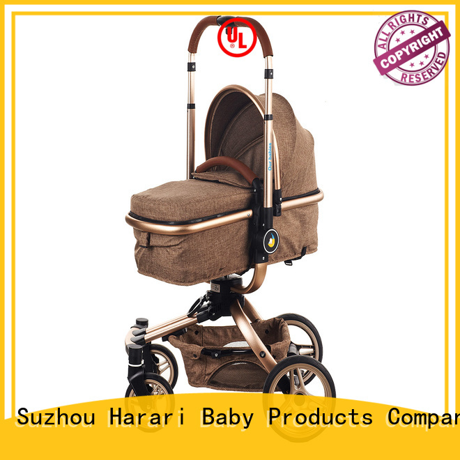 Harari frame cheap baby car seats and strollers company for toddler