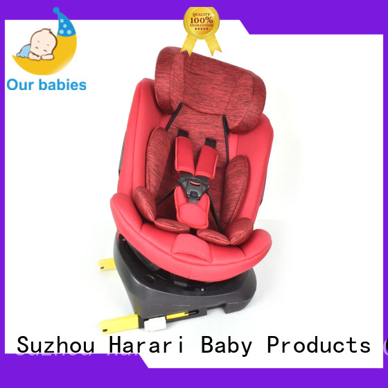 Harari Latest cheap stage 2 car seat manufacturers for driving