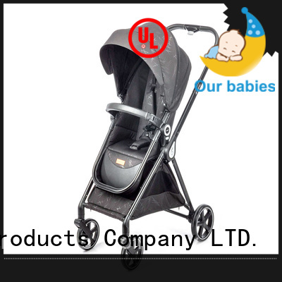 Latest baby one stroller rotating Supply for toddler
