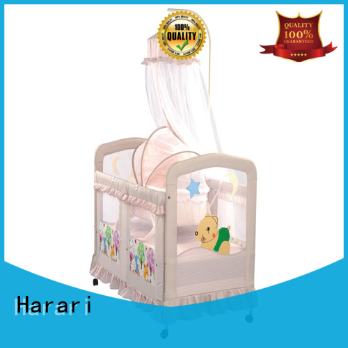 Harari Best playpen bed company for new moms and dads