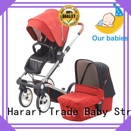 Harari High-quality baby stroller low price company for child