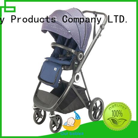 Harari Baby easy toddler girl stroller for business for family