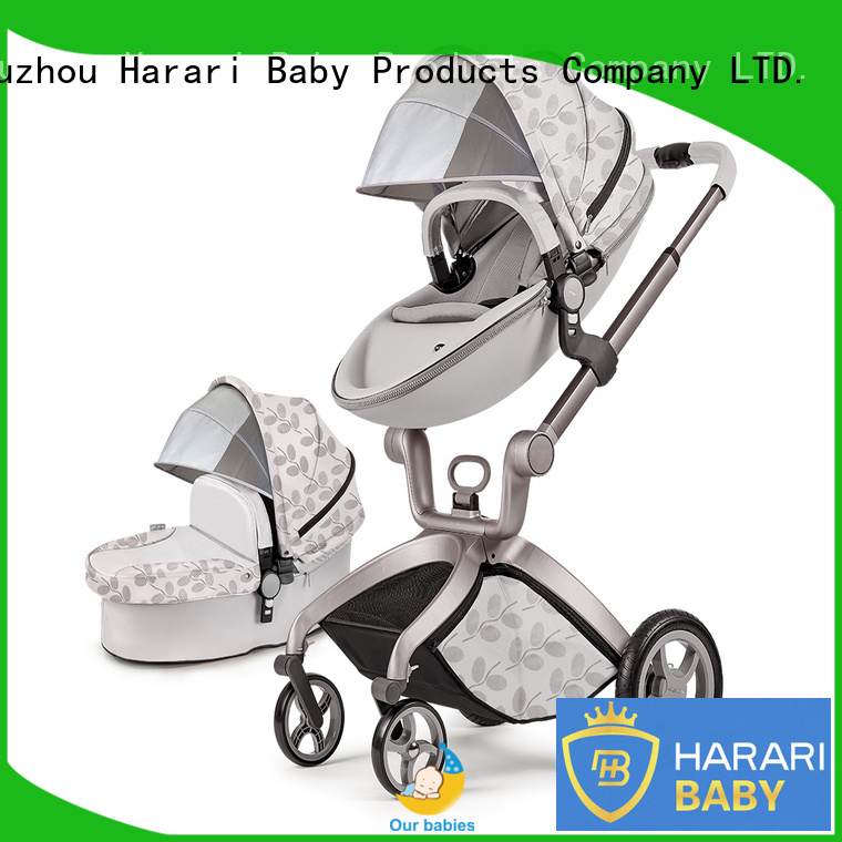 Harari Baby New pink baby stroller manufacturers for child