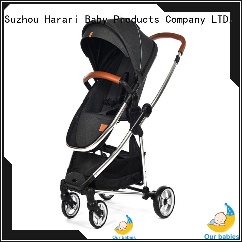 Harari Baby automatic buy baby trolley manufacturers for family