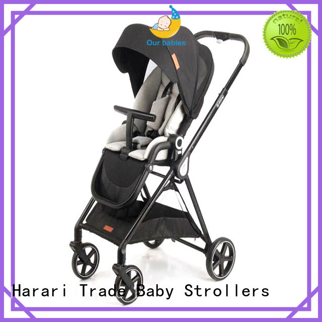 Harari aluminum good strollers for infants company for family