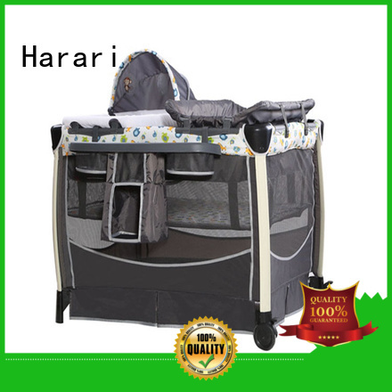 Harari High-quality baby trend playpen for business for new moms and dads