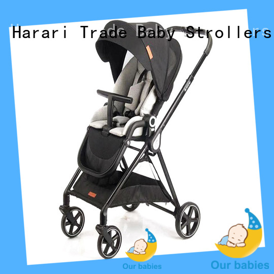 Harari european baby strollers for newborn and toddler manufacturers for family