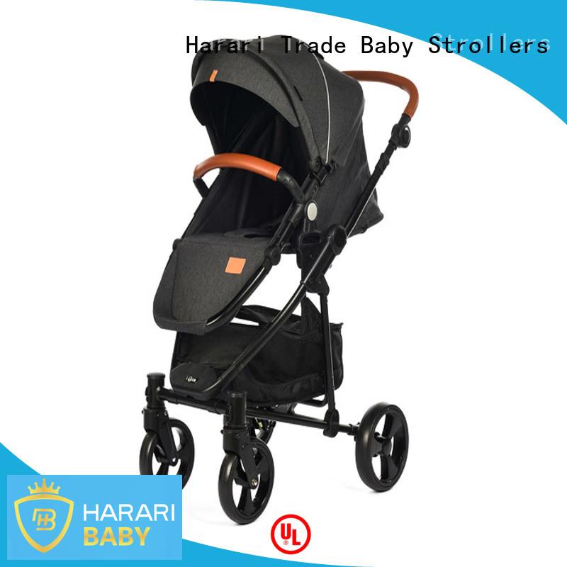 Harari Baby landscape pink newborn pram manufacturers for family