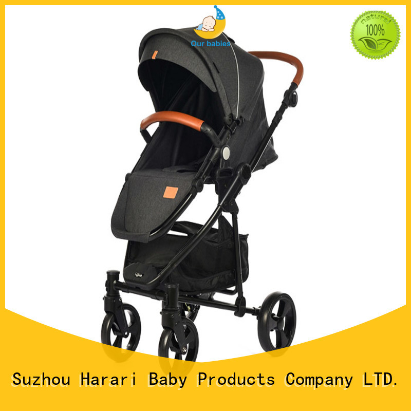 Custom stroller low price fasionable factory for infant