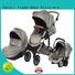 European Popular Style Multi-function Baby Stroller 3in1 HBSA32