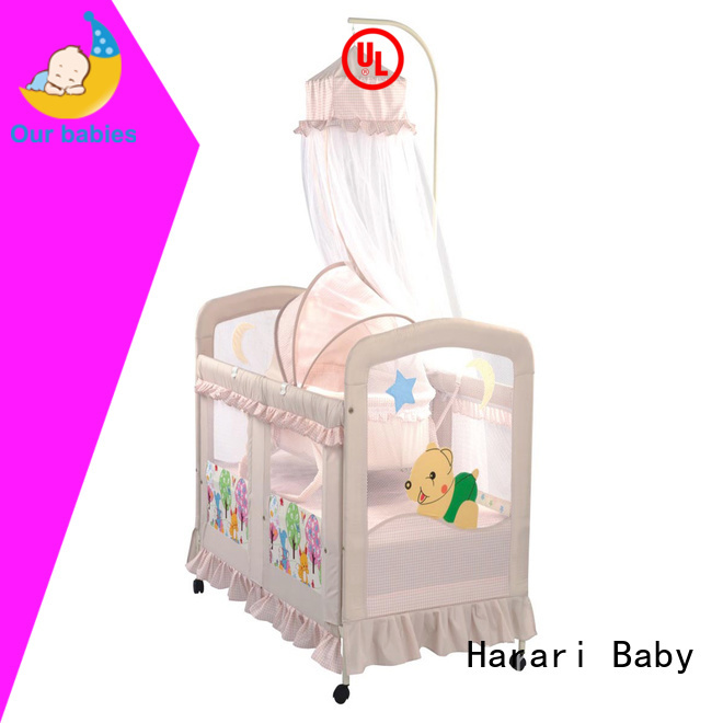 High-quality travel playpen for babies lovely company for baby