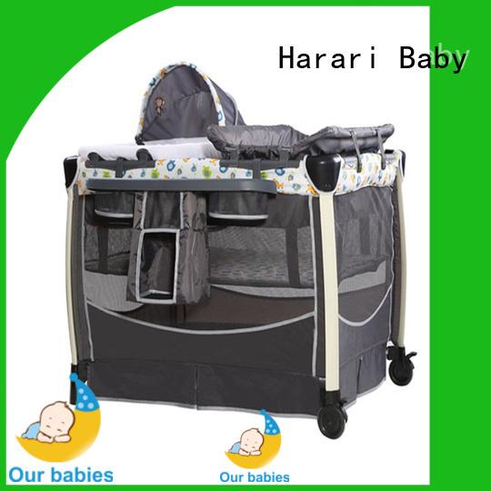 Harari Baby Custom small baby playpen factory for baby